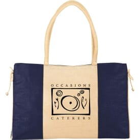 Shoppers' Delight Jute Tote