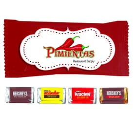 Hershey© Wrapped Mini Chocolate Candy Bar