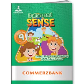 Dollars And Sense - Activity Books & Stickers