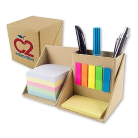 Folded Notepad Organizer