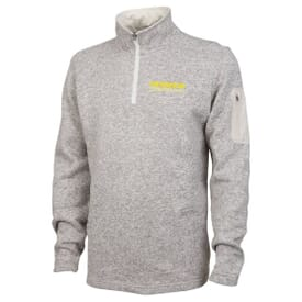 Heathered Pullover- Men's