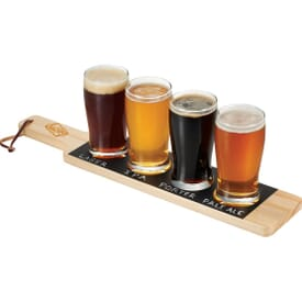 Beer Flight Tasting Paddle
