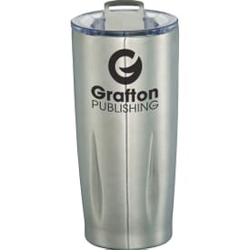 24 oz Stainless Vacuum Tumbler with Bottle Opener