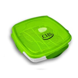 Square Meal Container