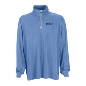 Vansport™ Melange 1/4-Zip Tech Pullover- Men's