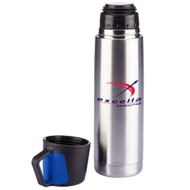 16.5 oz Stainless Steel Cup Bottle