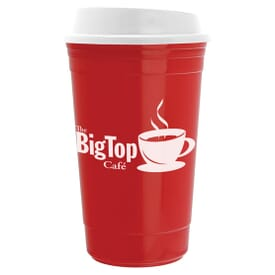15 oz Insulated Café Cup