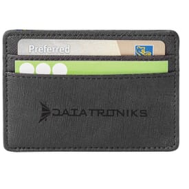 Leather RFID Card Holder