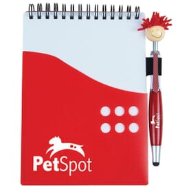MopTopper™ Pen And Jotter Set
