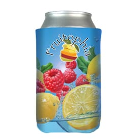 12 oz Full Color Foam Can Cooler