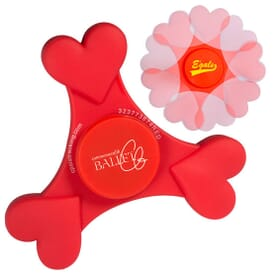 Heart-Shaped PromoSpinner™