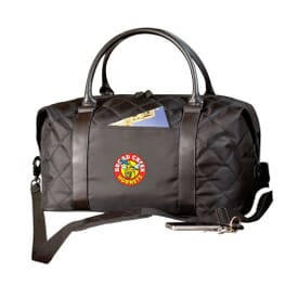 Skyler Quilted Duffle