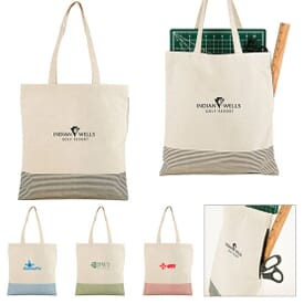 Block Island Pocket Tote