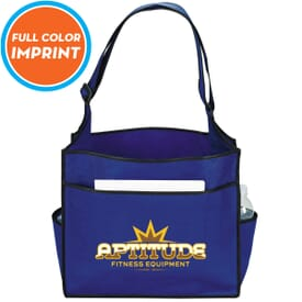 Full Color Trade Show Tote 14x12x6