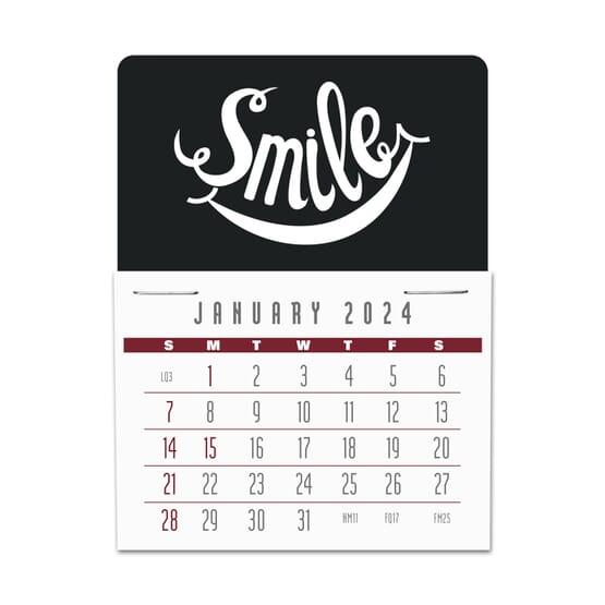 2020 Contemporary Press N Stick Calendar Promotional