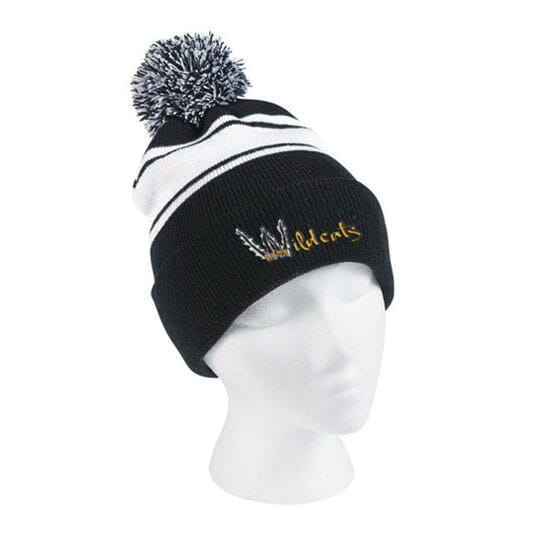 879a97eff58 Dual Colors Top Pom Beanie - Promotional