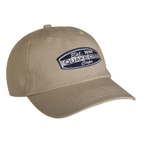 04f807b9dda Unstructured Low Profile Chino Twill Cap - Promotional