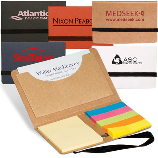 Promotional card holder business card sticky pack crestline business card sticky pack colourmoves