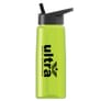 ON SALE-26 Oz Tritan™ Flair Bottle With Flip Straw Lid