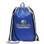 Full Color Safety Drawstring Backpack